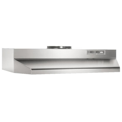 Picture of Broan-Nutone F Series 36 In. Convertible Stainless Steel Range Hood