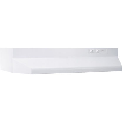 Picture of Broan-Nutone 40000 Series 30 In. Ducted White Range Hood