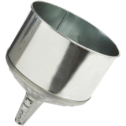 Picture of Delphos 8 Qt. Galvanized Steel Lock-On Funnel