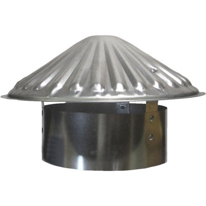 Picture of S & K Galvanized Steel 7 In. x 11 In. Vent Pipe Cap