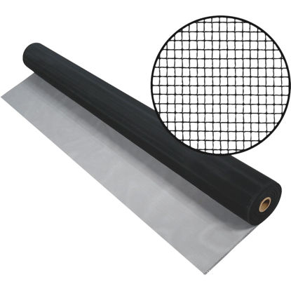 Picture of Phifer 36 In. x 84 In. Charcoal Aluminum Screen Ready Rolls