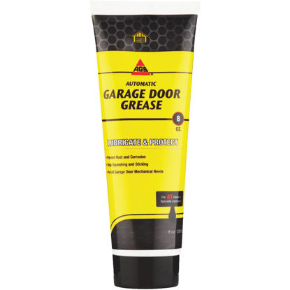 Picture of AGS 8 Oz. White Lithium Squeeze Tube Garage Door Opener Grease