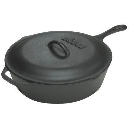 Picture of Lodge 10-1/4 In. 3 Qt. Cast Iron Chicken Fryer