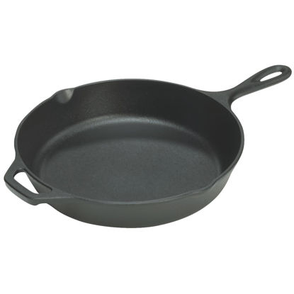 Picture of Lodge 13-1/4 In. Cast Iron Skillet with Assist Handle