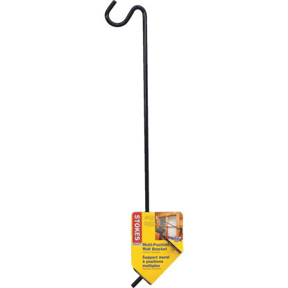 Picture of Stokes Select 20 In. Black Metal Multi-Position Bird Feeder Bracket
