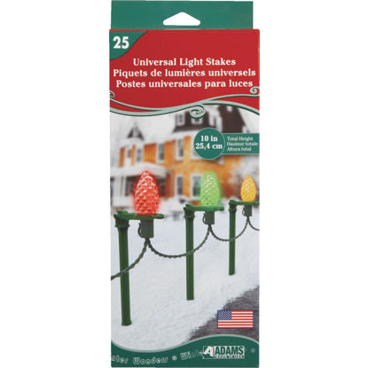 Picture of Adams 10 In. H. Universal Light Stake (25-Pack)