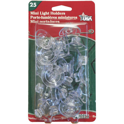 Picture of Adams Mini 1/2 Lb. Holding Capacity Self-Closing Suction Cup (25-Pack)