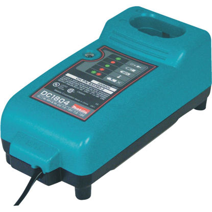 Picture of Makita 7.2-Volt to18-Volt Nickel-Cadmium/Nickel-Metal Hydride Battery Charger