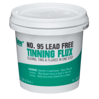 Picture of Do it Best No. 95 8 Oz. Lead-Free Tinning Flux, Paste