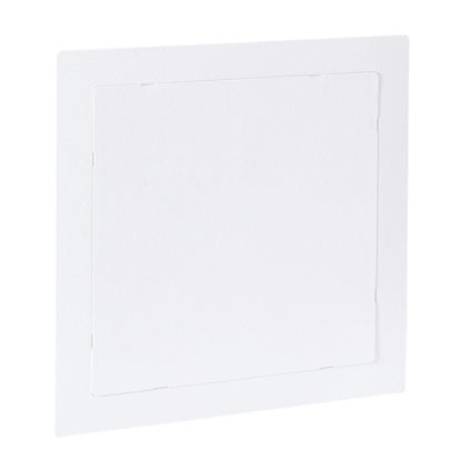 Picture of Oatey 14 In. x 14 In. White Plastic Wall Access Panel
