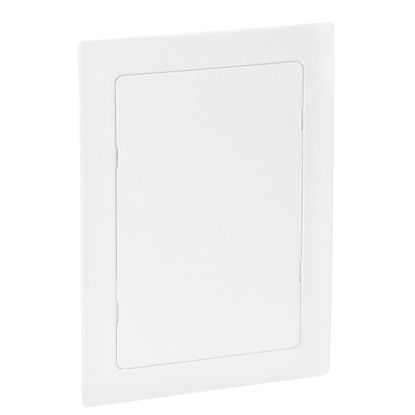 Picture of Oatey 6 In. x 9 In. White Plastic Wall Access Panel