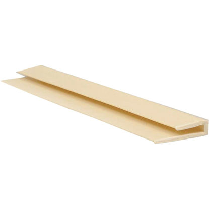 Picture of Crane Sequentia 8 Ft. Almond FRP End Cap Corner Molding
