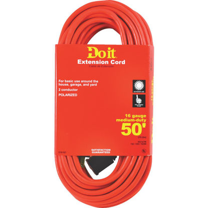 Picture of Do it 50 Ft. 16/2 Polarized Outdoor Extension Cord