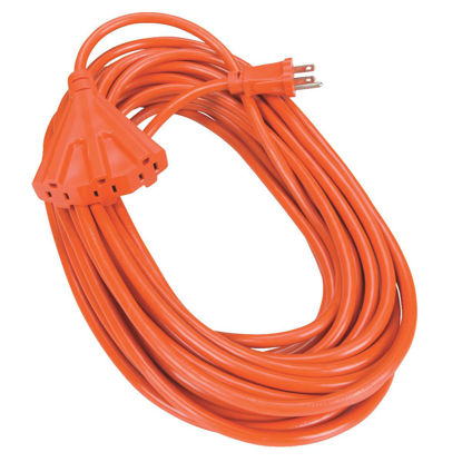 Picture of Do it 50 Ft. 14/3 Extension Cord with Powerblock