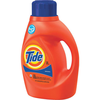 Picture of Tide 50 Oz. 32 Load HE Liquid Laundry Detergent