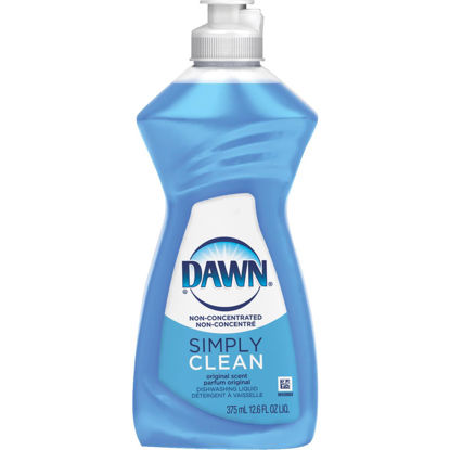 Picture of Dawn Simply Clean 12.6 Oz. Original Scent Dish Soap