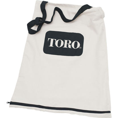 Picture of Toro Blower Canvas Vacuum Replacement Bag