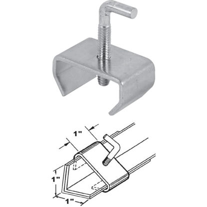 Picture of SLIDE-CO 1 In. Steel Bed Rail Clamp,(2-Pack)