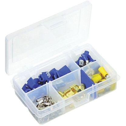 Picture of Flambeau Tuff Tainers 4-Pocket Parts Storage Box