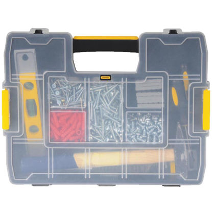 Picture of Stanley SortMaster Junior Parts Storage Utility Box