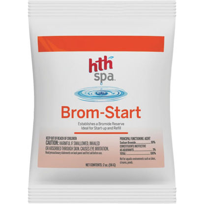 Picture of HTH Spa Brom-Start 2 Oz. Bromine Granule