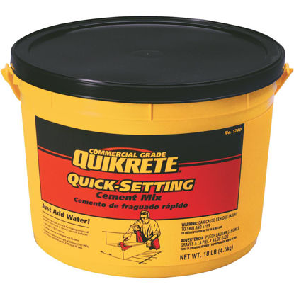 Picture of Quikrete Commercial Grade Quick Setting Cement