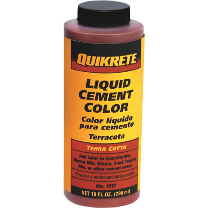 Picture of Quikrete Terra Cotta 10 Oz Liquid Cement Color