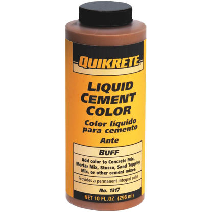 Picture of Quikrete Buff 10 Oz Liquid Cement Color
