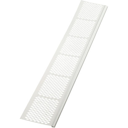 Picture of Amerimax 3 Ft. White Vinyl Gutter Guard