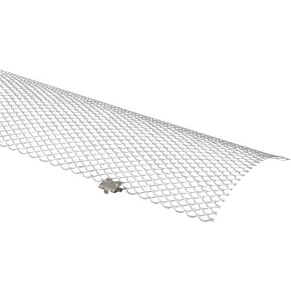 Picture of Amerimax 3 Ft. Galvanized Hinged Gutter Guard