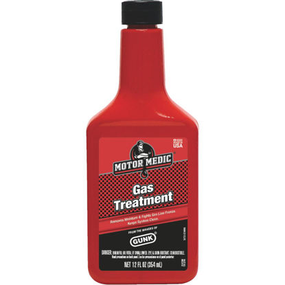 Picture of MotorMedic 12 Fl. Oz. Gas Treatment