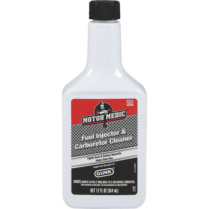 Picture of MotorMedic Injector 12 Fl. Oz. Fuel System Cleaner