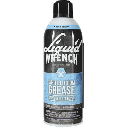 Picture of Liquid Wrench 10.25 Oz. Aerosol White Lithium Grease