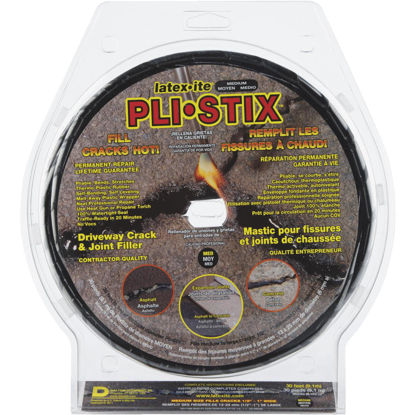 Picture of Latex-ite Pli-Stix 30 Ft. Driveway Crack and Joint Filler