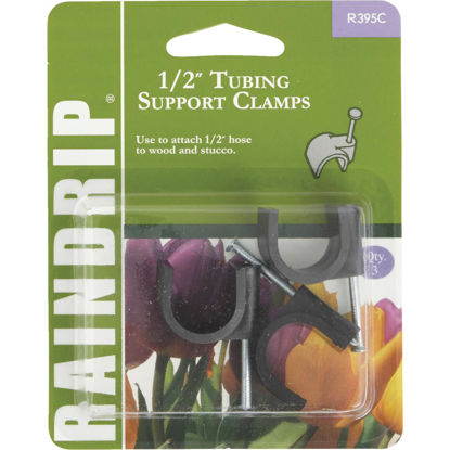 Picture of Raindrip 1/2 In. Tubing Mounting Clamp (3-Pack)