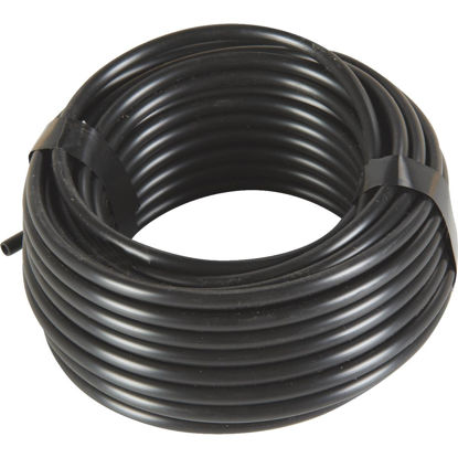 Picture of Raindrip 1/4 In. X 50 Ft. Black Poly Primary Drip Tubing