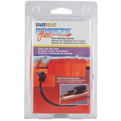 Picture of Easy Heat Freeze Free 30 In. 10A Plug Kit For Pipe Heating Cable