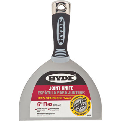 Picture of Hyde Pro Stainless 6 In. Flex Joint Knife
