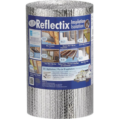 Picture of Reflectix 16 In. x 25 Ft. Staple Tab Reflective Insulation