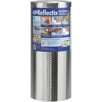 Picture of Reflectix 24 In. x 25 Ft. Staple Tab Reflective Insulation