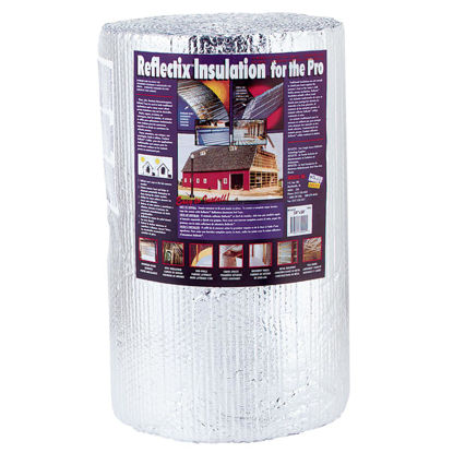 Picture of Reflectix 24 In. x 50 Ft. Double Reflective Insulation