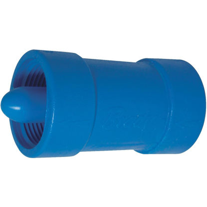 Picture of Campbell Brady 1-1/4 In. Acetal Polymer Spring Loaded Check Valve