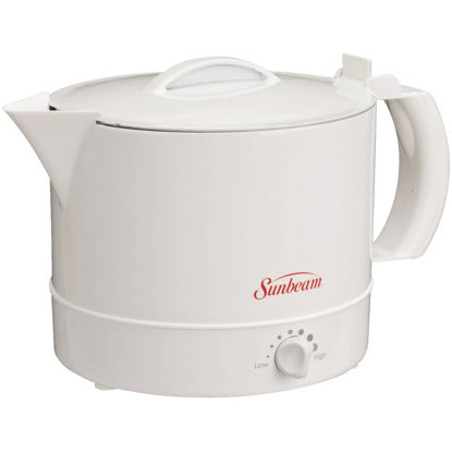 Picture of Sunbeam White 32 Oz. Hot Pot