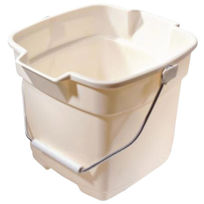 Picture of Rubbermaid Roughneck 12 Qt. Bisque Bucket