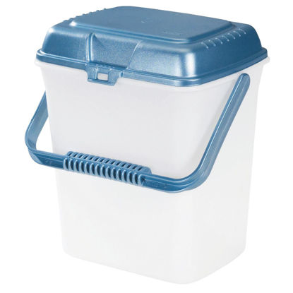 Picture of Rubbermaid 2.25 Gal. Plastic Food Canister