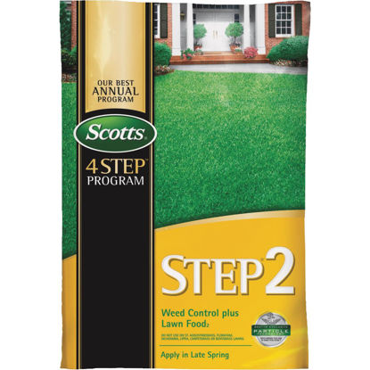 Picture of Scotts 4-Step Program Step 2 14.29 Lb. 5000 Sq. Ft. 28-0-3 Lawn Fertilizer with Weed Killer
