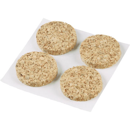 Picture of Do it 1/2 In. Round Cork Pads,(24-Count)