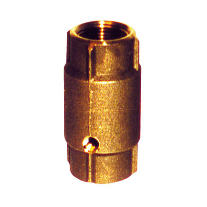 Picture of Simmons 1 In. Silicon Bronze Spring Loaded Check Valve