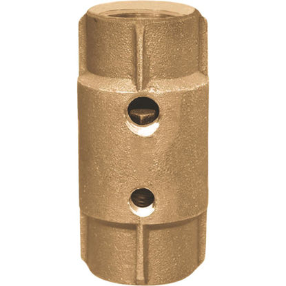 Picture of Simmons 1-1/4 In. Silicon Bronze Spring Loaded Check Valve