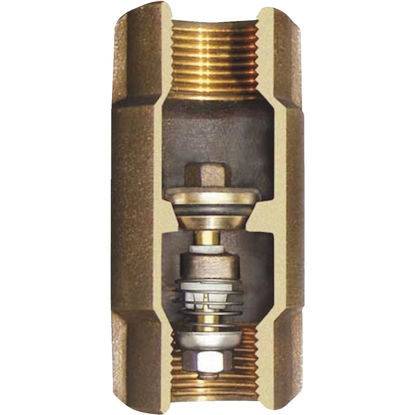 Picture of Simmons 1-1/4 In. Silicon Bronze Lead Free Check Valve